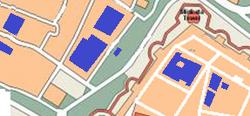 GU campus map