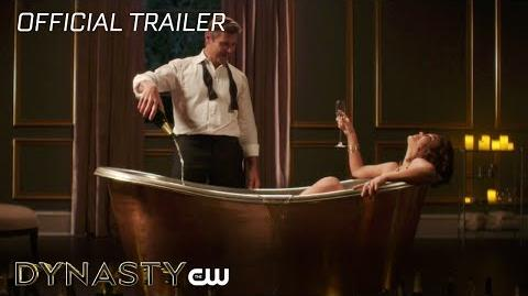 Dynasty Bathtub The CW
