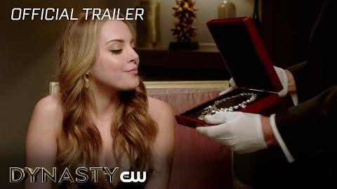 Dynasty Ice The CW