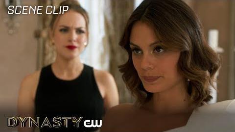 Dynasty Pilot Scene The CW