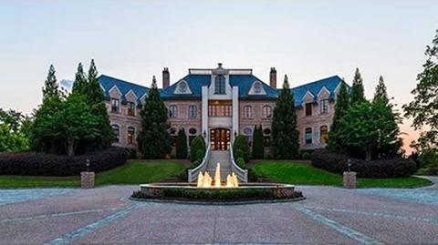 Atlanta's Most Compelling Estate 4110 Paces Ferry Road