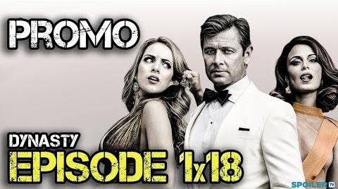 "Dynasty 1x18 Extended Promo ""Don't Con a Con Artist"""