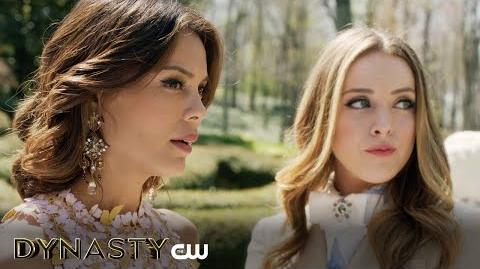 Dynasty Fight Trailer The CW
