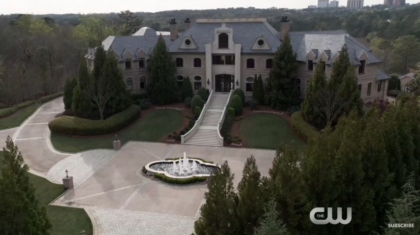 the new mansion