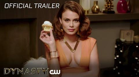 Dynasty Cupcake The CW