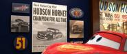 Doc Hudson Cars 2