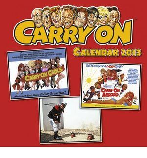Carry On Calander A