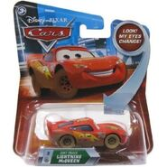 Cars dirt track lightning mcqueen 76159