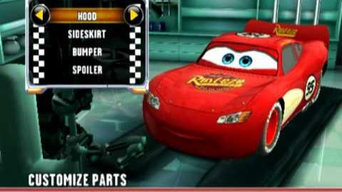 Cars Race-O-Rama (PS2 Gameplay)