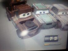 Mater vs Cletus vs Zeke