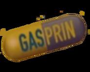 New gasprin logo