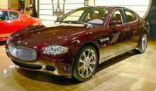 Paris 2006 - Maserati Quattroporte 4