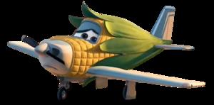 Kate the corn cob girl
