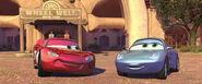 RadiatorSpringsMcQueenSallyCars