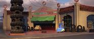 Luigis Casa Della Tires Cars 3