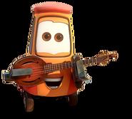 Uncle topolinos band mandolin pitty