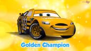 Golden Champion Todd Marcus