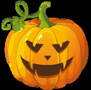 Cute-pumpkin-patch-clipart-Large Transparent Halloween Pumpkin Clipart-1024x1018