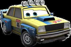 Cars Mater National - Gudmund