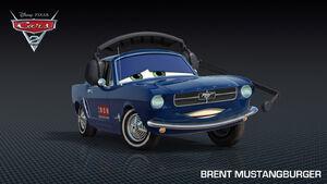 Cars 2 Characters 32 Brent Mustangburger