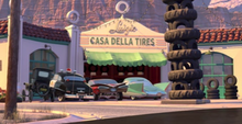 Casa della tires
