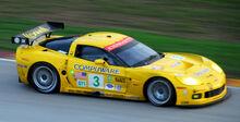 Corvette C6R Road America 3