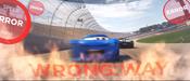 Cars 3 cam spinner simulator screen