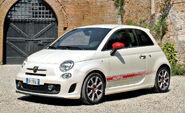 Fiat Abarth 500 2009