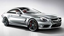 Mercedes-Benz SL-Klasse Coupe