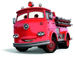 Red - Cars 3