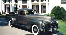 46 Hudson Cab Pickup