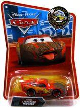 107 Muddy Ligtning McQueen