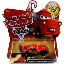 10 Soaked Lightning McQueen