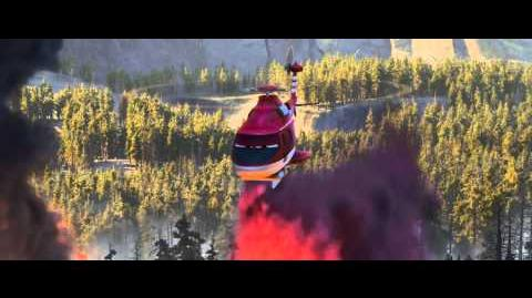 """Brad Paisley's """"All In"""" First Listen - Planes- Fire & Rescue"""