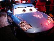 E3 2006 Pixar Cars Sally Carrera