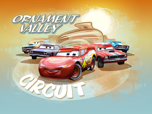 Ornamentvalleycircuit