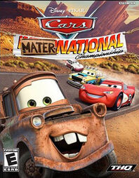 Cars mater national cover