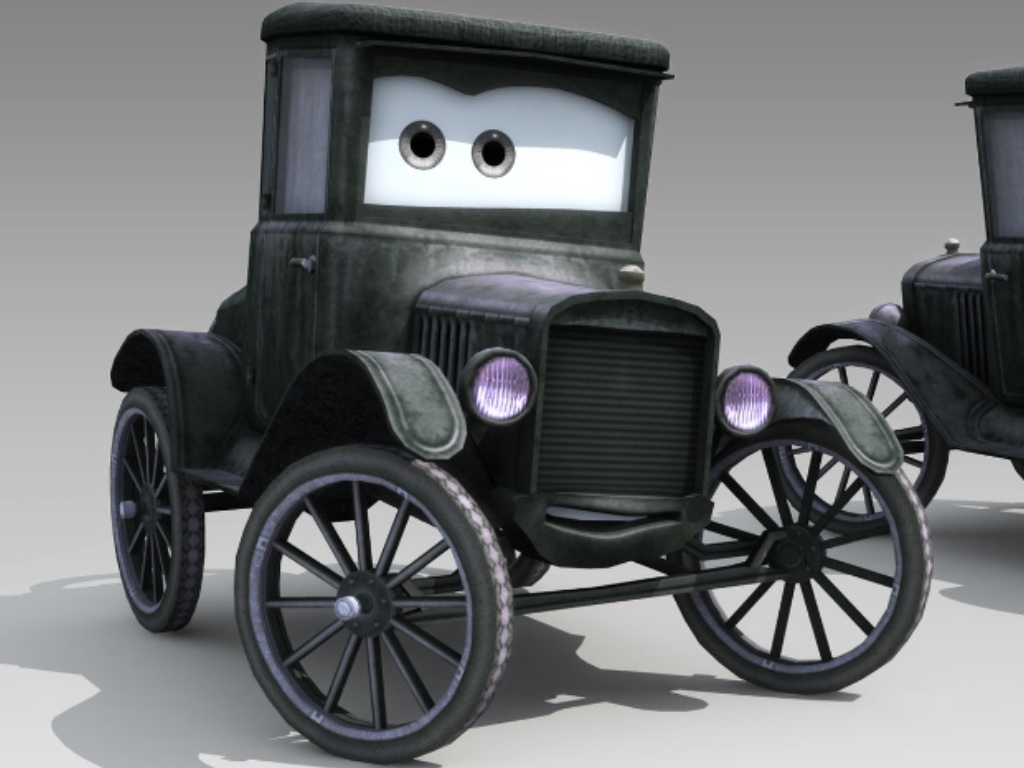 Lizzie | Cars Video Games Wiki | FANDOM powered by Wikia