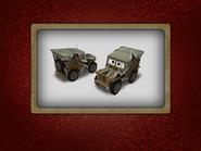 Bonus art vehicle s