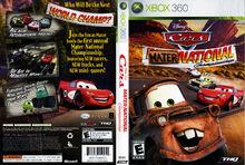 Xbox360 carsmaternational
