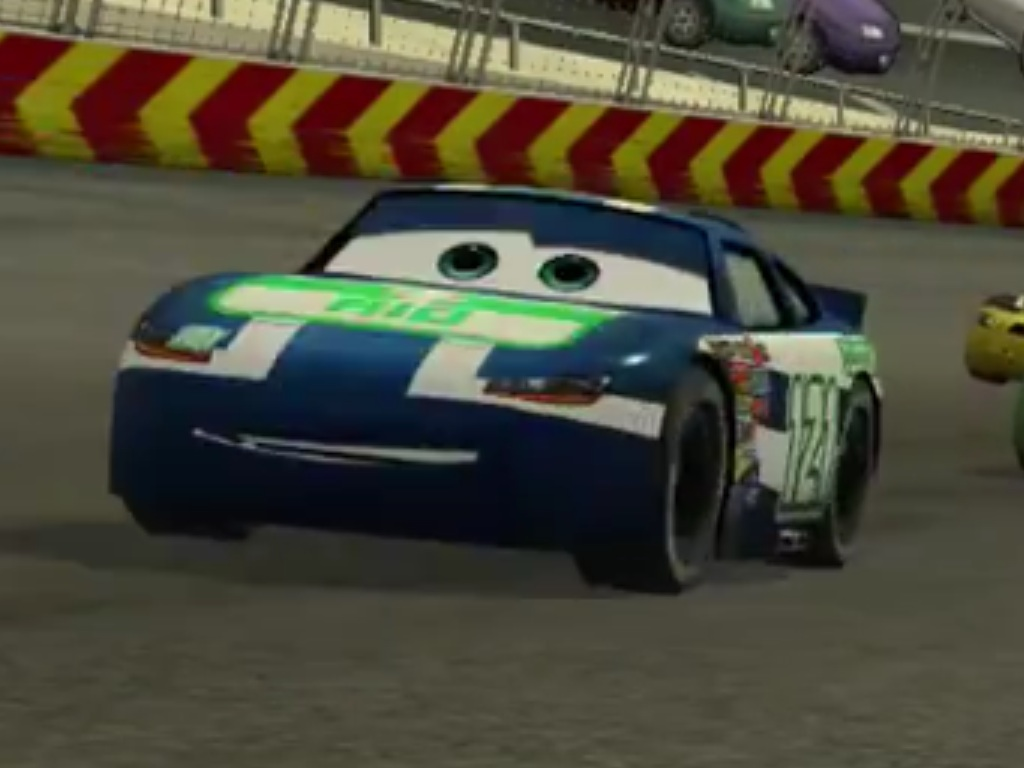 Suregrip | Cars Video Games Wiki | FANDOM powered by Wikia