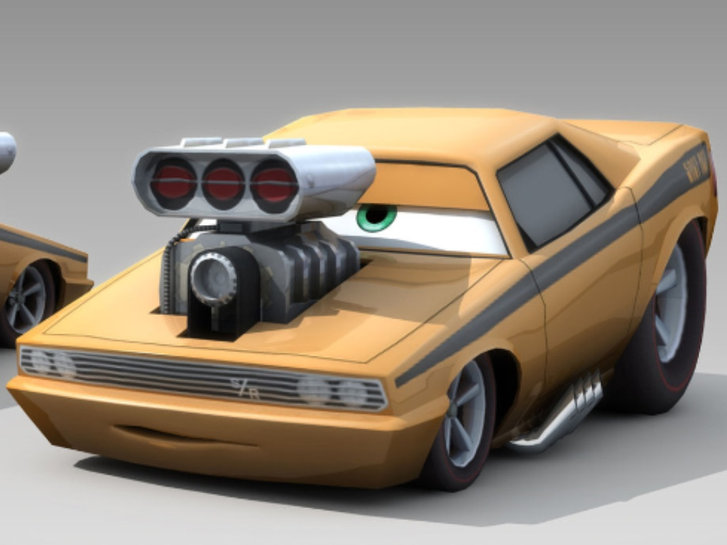 Snot Rod | Cars Video Games Wiki | FANDOM powered by Wikia
