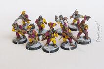 Fel Dynasty armsmen