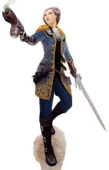 Lord-Captain Aoife Patroneus