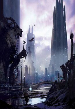 Frore Hive Cities