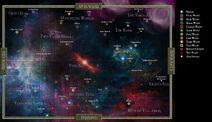 Nomad Stars map