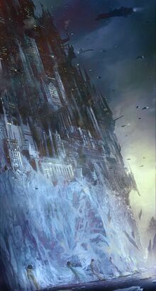 Frore Hive City