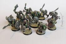 Feral Orks of Gangue Prime