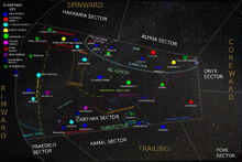CARTHAX MAP