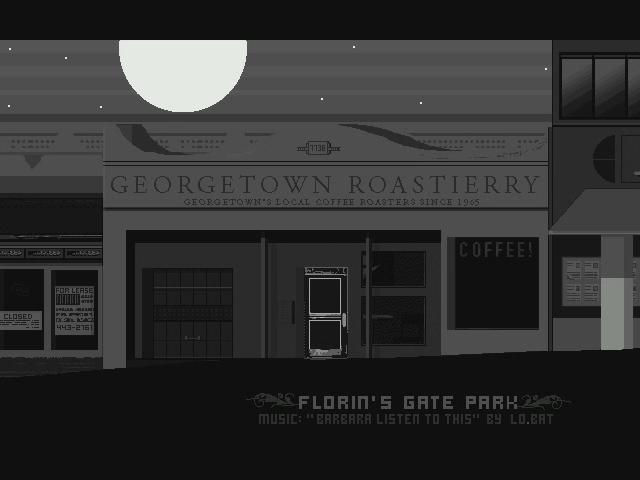 Georgetown Roastierry - outside